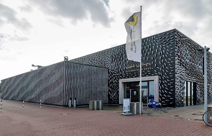 Das Watt Welten UNESCO-Weltnaturerbe Wattenmeer-Besucherzentrum Norderney