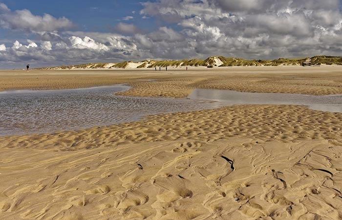 Nordsee: Wattenmeer
