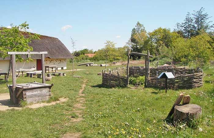 Viking Centre in Ribe
