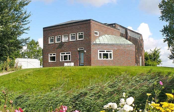 Das Emil Nolde Haus in Seebüll
